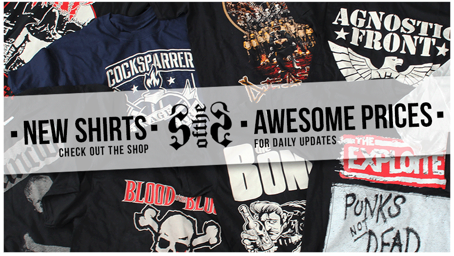 Spirit Of The Streets Webshop