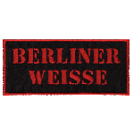 berliner weisse high five button 2 5 cm 605 kaufen bei spirit of the streets. Black Bedroom Furniture Sets. Home Design Ideas