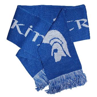 Trojan Skins (blau /weiss) Schal