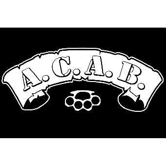 A.C.A.B. - Fahne