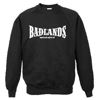 """Badlands """"Backstreet Rock`n`Roll"""" - Sweatshirt"""