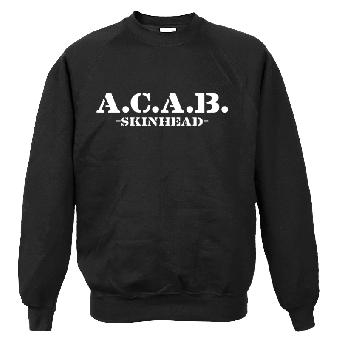 A.C.A.B. Skinhead - Sweatshirt
