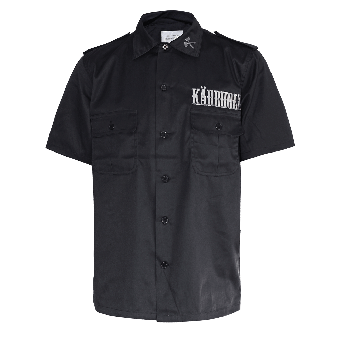 "Kärbholz ""Logo"" Shirt (black)"