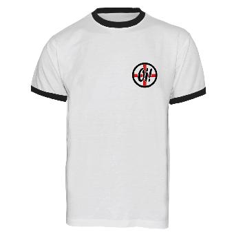 Oi! England - Ringer Shirt