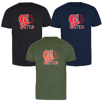 Oi! If the kids are united (2) - T-Shirt