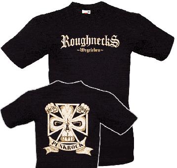 "Roughnecks ""Punkrock"" - TShirt"