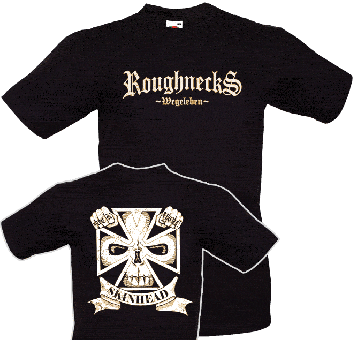 """Roughnecks """"Skinhead"""" - TShirt"""