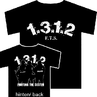 """1.3.1.2. """"Fighting the System"""" TShirt"""