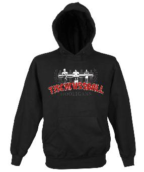 Tischfussball Hooligans - Kapu / Hooded