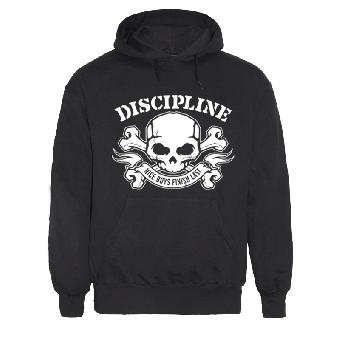 """Discipline """"Nice boys finish last"""" Kapu / Hooded"""