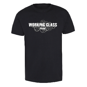 Working Class Pride T-Shirt (schwarz)