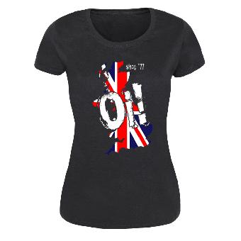 Oi! Britain Girly-Shirt