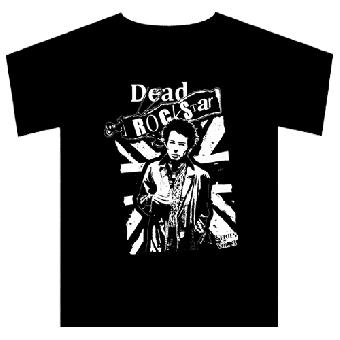 """Dead Rockstar Series Vol.3 """"Sid Vicious"""" T-Shirt (reduziert)"""