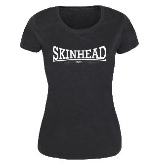 """Skinheadgirl """"1969"""" Girly Shirt"""