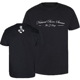 "3 Kings,The  ""Natural Born Sinner"" T-Shirt"