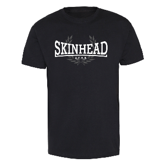 Skinhead A.C.A.B. (Lorbeerkranz) T-Shirt