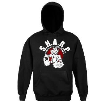 """S.H.A.R.P. """"Popeye Skinhead"""" Kapu / hooded"""