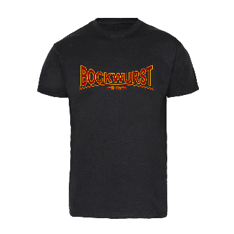 Bockwurst mit Senf T-Shirt
