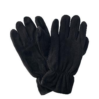 Regatta Fleece Handschuhe (thinsulate) (black)