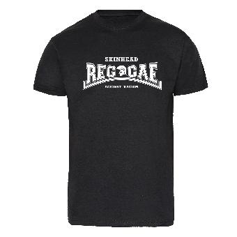 Skinhead Reggae Against Racism T-Shirt (black)