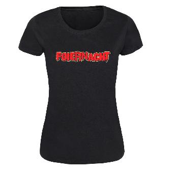 """Foiernacht """"Pirat"""" Girly Shirt"""