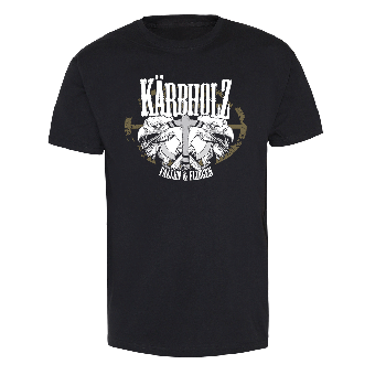 """Kärbholz """"Fliegen & Fallen"""" T-Shirt"""
