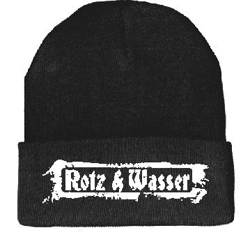 """Rotz & Wasser """"Logo"""" - Wollmütze"""
