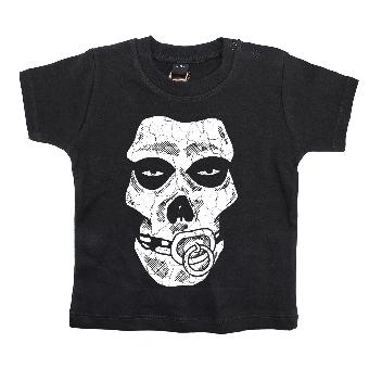 Baby Misfits Skull - Baby Shirt