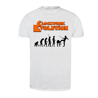 Clockwork Evolution - T-Shirt (white)