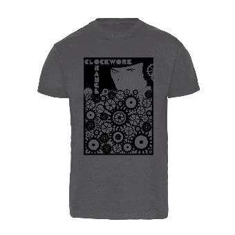 """Clockwork Orange """"Zahnrad"""" T-Shirt (graphit)"""