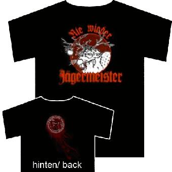 """Berliner Weisse """"Nie wieder Jägermeister"""" T-Shirt"""