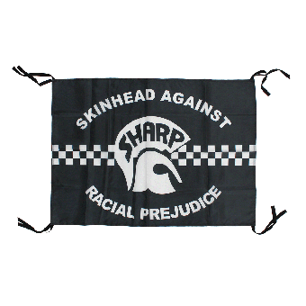 """SHARP """"Trojan"""" flag"""