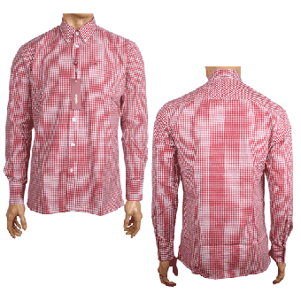 "Merc Button Down Hemd  ""Japster"" (lang) (blood)"