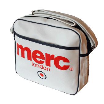 "Merc ""Airline""  Tasche / Bag (white)"