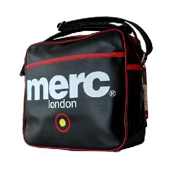 "Merc ""Airline""  Tasche / Bag (black)"