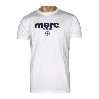 "Merc ""Brighton""  T-Shirt (weiss / white)"