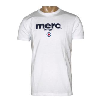 "Merc ""Brighton""  T-Shirt (weiss / white)"