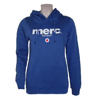 """Merc """"Oprah"""" Girl Kapu/Hooded (blue)"""