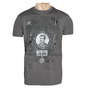 """Merc """"Maddox"""" T-Shirt (grey) (reduziert)"""