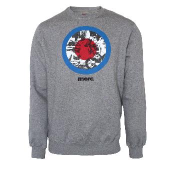 "Merc ""Richmond"" Sweatshirt (grey)"
