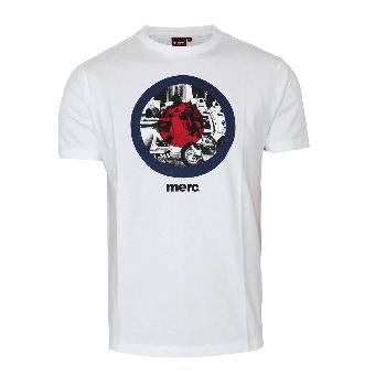 "Merc ""Granville"" T-Shirt (white)"