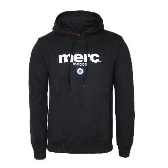 "Merc ""Pill"" Kapuzenpullover (schwarz)"