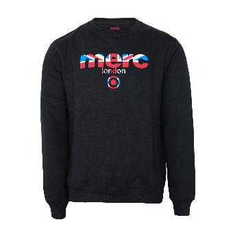 """Merc """"Otto"""" Sweatshirt (schwarz)"""