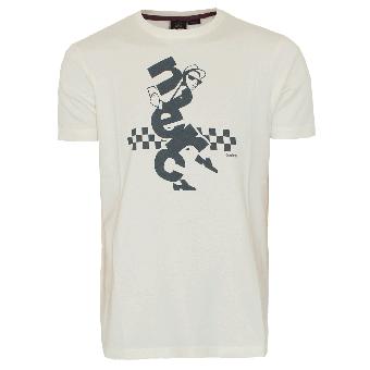"Merc ""Desmond"" T-Shirt (off white)"