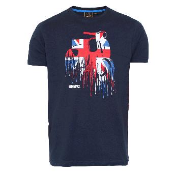 "Merc ""Oliver"" T-Shirt (navy)"