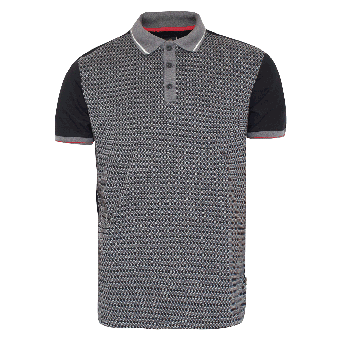 "Merc ""Marcel"" Polo (black)"