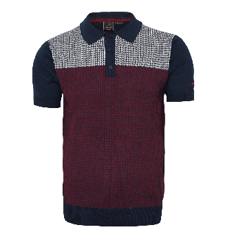 "Merc ""Parish"" Polo (navy)"