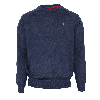 "Merc ""Berty"" Jumper (navy)"