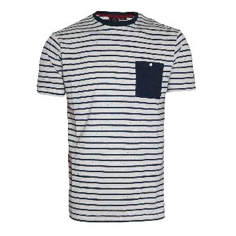 "Merc ""Strype"" T-Shirt (vintage stripe)"