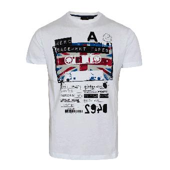 "Merc ""Sonik"" T-Shirt (white)"